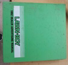 Lawn-Boy Service Manual