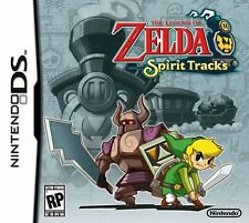 The Legend of Zelda: Spirit Tracks - Nintendo DS - Pre Owned