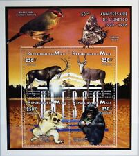 MALI 1996 1664-87 UNESCSO Red Cross FAO Lions Rotary Fauna Animals Tiere MNH