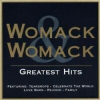 Womack And Womack - Greatest Hits (NEW CD)