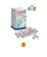 GOLAMIR PLANTA MEDICA Aboca dolore gola - 20 compresse orosolubili