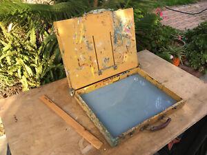 """Easy L Pochade Paint Box Versa 12 X 16"""" - Plein-air easel"""