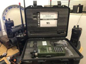 US TCA AN/PRC-152A 5W MBITR CNC VERSION MULTIBAND RADIO Handheld Aluminum Shell