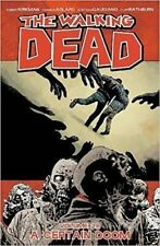 The Walking Dead Volume 28 Comic A Certain Doom 163 - 168 Graphic Novel Zombies