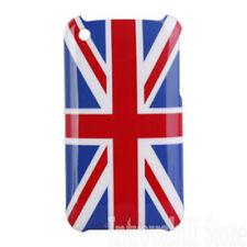 CUSTODIA COVER CASE UNION JACK FLAG PER APPLE IPHONE 3G & 3Gs BANDIERA INGLESE