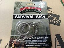 M-48 Kommando Military Emergency Wire Survival Saw Tool-New