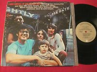 LARRY CORYELL AT THE VILLAGE GATE (1971) VANGUARD STEREO VG+ PSYCH ROCK JAZZ LP