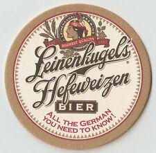 16 Leinenkugel's Hefeweizen  Beer Coasters