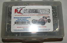 HPI RACING TROPHY FLUX  BUGGY RC SCREWZ SCREW SET STAINLESS STEEL HPI064