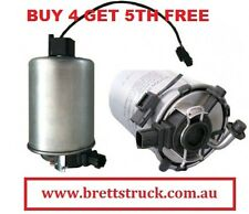 Nissan D40 Navara STX550 Diesel Fuel Filter PATHFINDER 16403-5X21B Z1038 V9X 3L