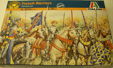 Italeri French Military Personnel Toy Soldiers