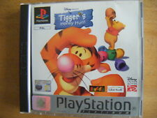 Disney's Tigger's Honey Hunt - with BOOKLET - playstation 1 - VG