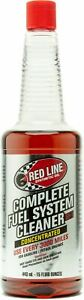 Red Line SI-1 Fuel System Additive /Treatment Cleaner Petrol Engines 443ml