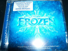 Frozen Original Walt Disney Soundtrack Songs + Score (Australia) CD - New