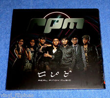 PHILIPPINES:RPM - Real Pinoy Music,CD,ALBUM,OPM,Tagalog,SEALED,RARE