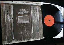 ROCK WORKSHOP - Rock Workshop - 1970 UK CBS 1st, Jazz, Blues, Rock, Vinyl EX