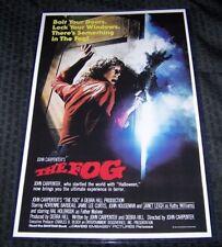 John Carpenter's The Fog 11X17 Movie Poster Adrienne Barbeau