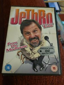 Jethro - from the madhouse! - Live Stand Up (DVD, 2003)
