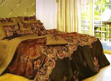 Welhouse India  Polycotton Damask Design 4Pcs Bedding Set