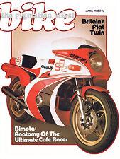 CBX1000 Bimota SB2 XL250S Honda CB750F2 Ducati 500 Desmo XL CBX Douglas 90 Plus