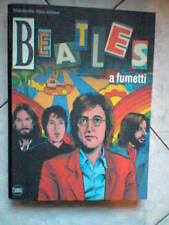 BEATLES A FUMETTI CARTONATO YELLOW SUBMARINE GENTILE SKIRA 2010 - ALTRI FAB FOUR