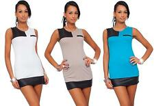 Viscose Cocktail Wiggle, Pencil Sleeveless Dresses for Women