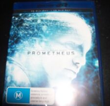 Prometheus (Australia Region B) 3D BLURAY  + BLURAY – New