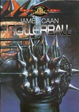 ROLLERBALL [1975] Norman Jewison*James Caan Cult 1970s Sci-Fi REGION 1 DVD *EXC*