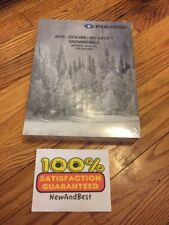 New 2015 2016 Polaris 600 / 800 Axys Snowmobile Service Shop Manual Oem 9925999