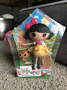 Lalaloopsy  Snowy Fairest full size New