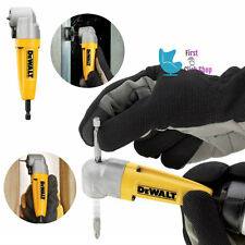 DeWalt Right Angle Drill Attachment Adapter Impact Ready Screws And Drills Holes