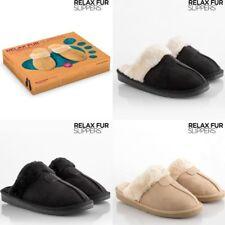 Zapatillas Casa con suelas de goma antideslizantes,aterciopeladas,Tallas y Color