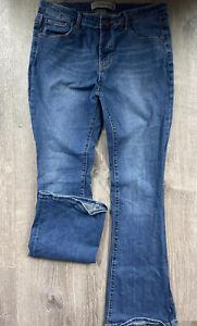 Velvet Heart premiun denim flare jeans size 30
