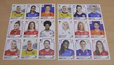 Panini EK 2x Stickervellen Women,s Euro 2017