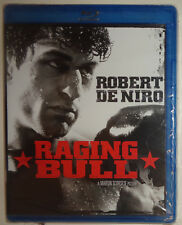 Raging Bull (Blu-ray Disc, 2009 Checkpoint Sensormatic Widescreen) - Sealed, New