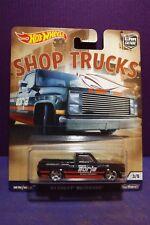 2018 Hot Wheels 50th Ann Car Culture Shop Trucks 83 Chevy Silverado