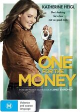 One for the Money NEW R4 DVD
