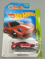 NEW 2015 Hot Wheels - Porsche 911 GT3 RS (HW Workshop 196/250)