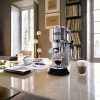 DeLonghi Dedica Pump Espresso Coffee Machine Brand New