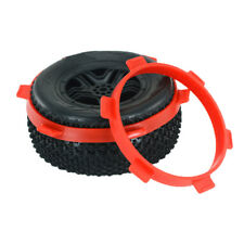 2Pcs 85/180mm Tires Gluing Rubber Bands for 1/8 Rc Off-Road/Monster Trucks New