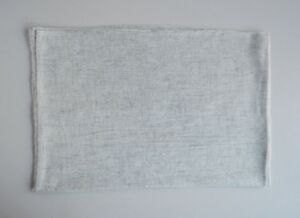 100% Light Grey Cashmere Shawl Pashmina Scarf Wrap Stole Women Wool Soft Warm 20