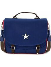 Loungefly X Marvel Captain America Endgame Hero Messenger Bag