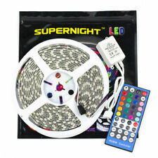 Waterproof 5M 300Leds 5050 RGBW RGB+Cool White LED Strip Light+40Keys Controller