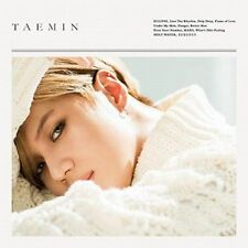 TAEMIN from SHINee Japan 1st Full Album [TAEMIN] (CD+Photobook) Regular Edition