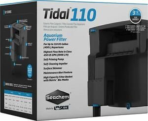 Seachem Tidal 110 Power Filter