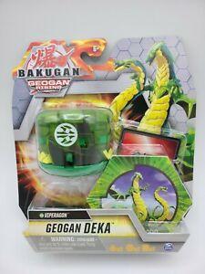 VIPERAGON Cylinder Shaped Ventus DEKA Bakugan GEOGAN RISING Battle Figure