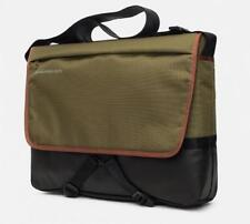 MANDARINA DUCK REBEL MESSENGER BAG Nylon Military Olive