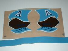 CFL TORONTO ARGONAUTS FULL SIZE FOOTBALL DECALS