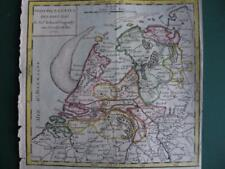 1750 - VAUGONDY - Small map NETHERLANDS  BRABANT