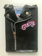 GREASE Rockin' Rydell Edition Leather Jacket DVD Grease Special Edition DVD